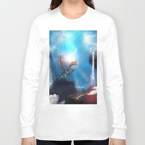 The dragon Long Sleeve T-shirt