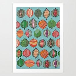 Melograno Art Print