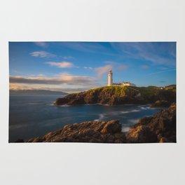 Fanad Head Lighthouse - Ireland (RR240) Rug