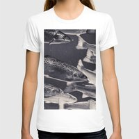 swim T-shirts featuring Swim by Marte Stromme