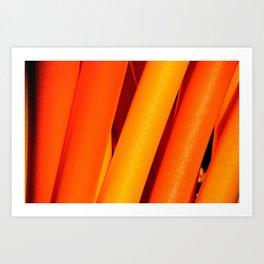 color schemes Art Print