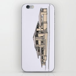 Darwin Martin House iPhone Skin