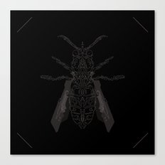 entomology 02. (ii) Canvas Print