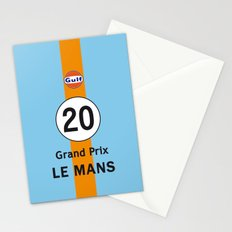 Steve McQueen - Le Mans Grand Prix variation iPhone 4 5 6, ipod, ipad case Samsung Galaxy Stationery Cards