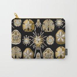 Ernst Haeckel - Scientific Illustration - Echinidea (Sea Urchins) Carry-All Pouch