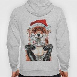 Morning Fox Christmas Hoody