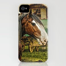 The Gypsy Vanner Slim Case iPhone (4, 4s)