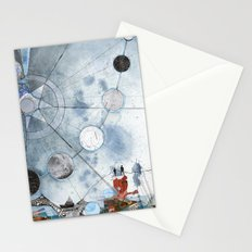 Exploration: Setting Sail Stationery Cards