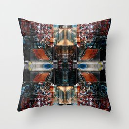OR/WELL: Calculator V1 Throw Pillow