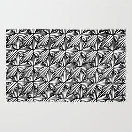 Zentangle Paradox Rug