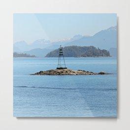 Isla sureña Metal Print