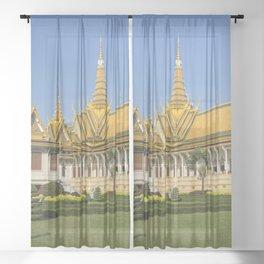 Royal Palace Sheer Curtain