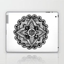 Mandala Circles Laptop & iPad Skin