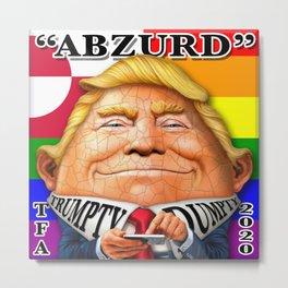 ABZURD Metal Print
