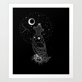 Desolation Art Print