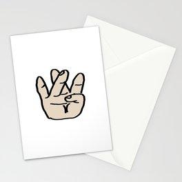 W. Stationery Cards