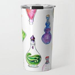 Potion Bottle Print Travel Mug
