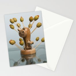Party Animals Stationery Cards
