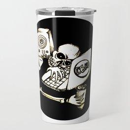 'Til death Travel Mug