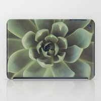 succulent iPad Cases featuring Succulent by Andrea Hurley