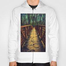 Cross the Bridge. Hoody