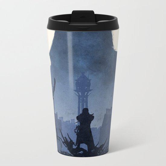 Dishonored Metal Travel Mug