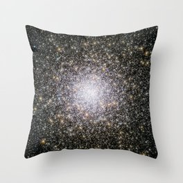 Globular Cluster Caldwell 104 Throw Pillow