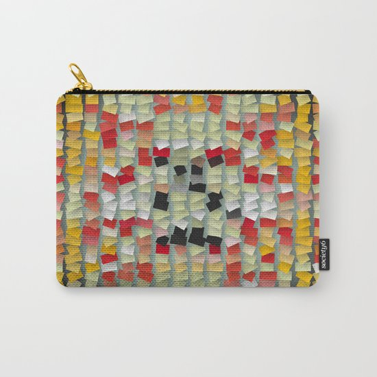 colored notes Carry-All Pouch