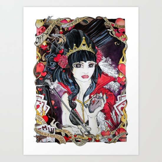 Owner of a Lonely Heart Art Print