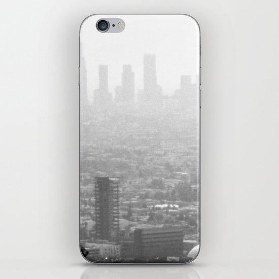 Distant City iPhone & iPod Skin