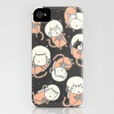 Cat-Stronauts Slim Case iPhone (4, 4s)