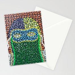 El Monocuco, Mascaras del Carnaval Stationery Cards