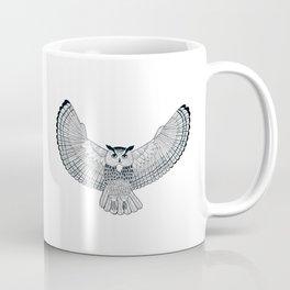Eurasian Eagle owl Coffee Mug