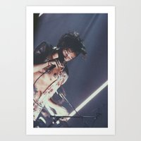 matty healy Art Prints featuring Matty Healy Phone Case by jfiergj0enf