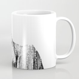 Back Down: Truly Alone Coffee Mug