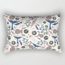 Acadia Pattern 1 Rectangular Pillow