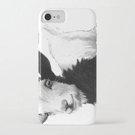 SMILE GOAT iPhone Case