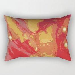 candle Rectangular Pillow