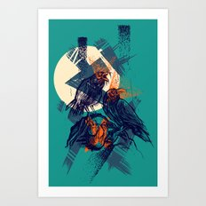 thieves Art Print
