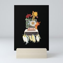 Penguin OS Mini Art Print