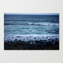 Ocean shades Canvas Print