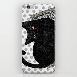Artie CatDoodle iPhone Skin