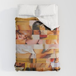 Yo Mama's a Real Estate Agent (Provenance Series) Comforters