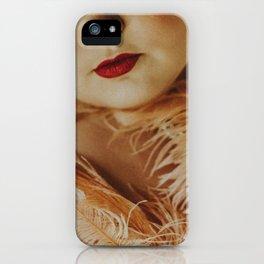 Burlesque iPhone Case