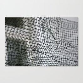 mesh Canvas Print