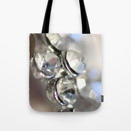 Sparkle - JUSTART ©, macro photography. Tote Bag
