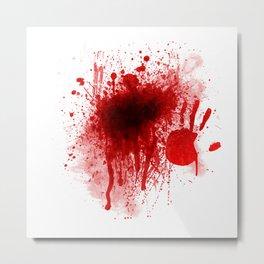 Bloody Day Metal Print