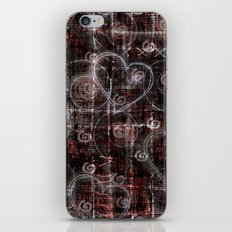 pattern abstract #1 iPhone & iPod Skin