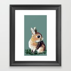 Teeny Framed Art Print