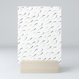 Sperm Mini Art Print
